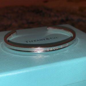Tiffany & Co. 1837 Silver Cuff